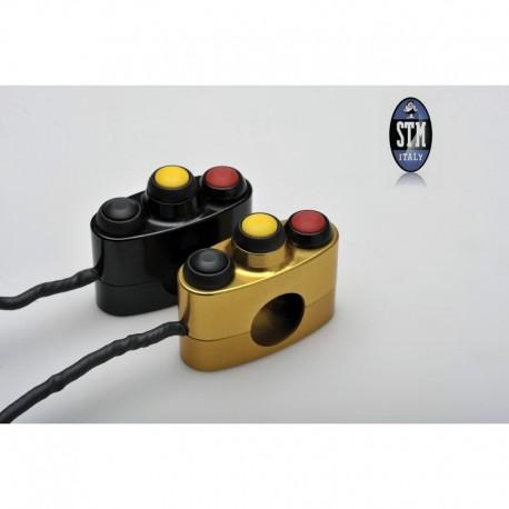 Comodo Racing STM - DROIT - 2 Boutons - Configuration au choix
