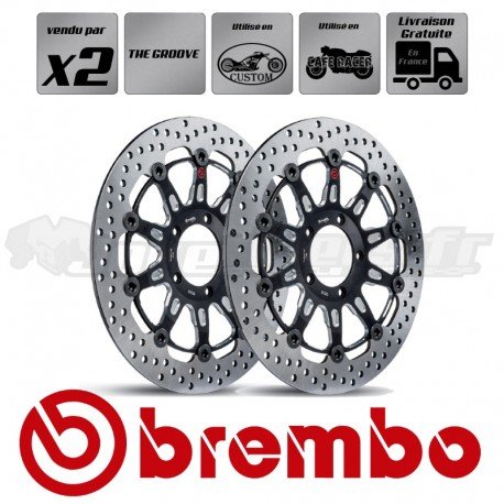 Disque BREMBO SUPERSPORT