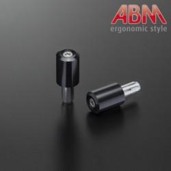 Rallonge de Guidon ABM 30mm - Noir