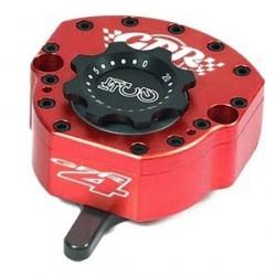 Amortisseur de direction GPR v4 - HONDA CBRF4I 99-07 Rouge