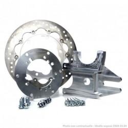Kit handbrake Double + 316mm NISSIN - GSXR 600 750 08-10