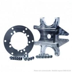 Kit handbrake Triple sans disque - ZX6R 636 98-04 - ZX9R 98.03