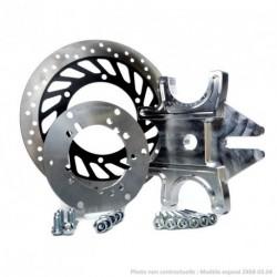 Kit handbrake Triple + 316mm FIXE - ZX6R 636 05-06
