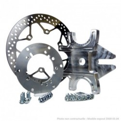 Kit handbrake Triple + 296mm NG BRAKE - ER6 F N 06-12