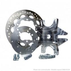 Kit handbrake Triple + 316mm NISSIN - 675 DAYTONA 13-16