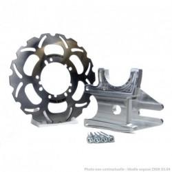 Kit Handbrake Double CBR600FS F4i F4 99-06 + Disque Wave 296mm Jokeriders