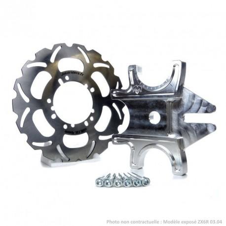 Kit Handbrake Triple GSXR 600/750 06-07 + Disque Wave 296mm Jokeriders