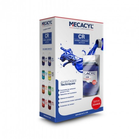 Mecacyl CR - 60 ml – Motor 4 strokes Gasoline, Diesel