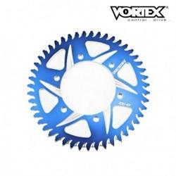 Couronne VORTEX - APRILIA 1000 RSV Mille 04-08 520 Conv - Bleu (ref:144AZB)