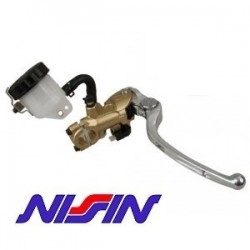 Maître Cylindre - NISSIN - Radial 19mm OR / ARGENT
