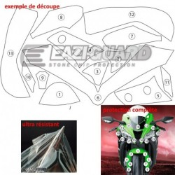 Film protection anti-gravillonnage EAZI-GRIP R 1200 GS ADVENTURE ESA 2010-2013